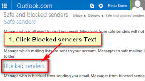 5 Easy Steps to Block a Sender on Hotmail