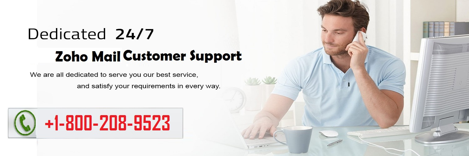 Zoho-Mail-Support-Number